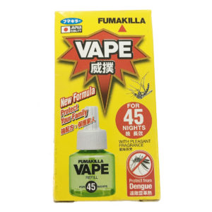 Vape Liquid Refill (45 Nights) - New Formula