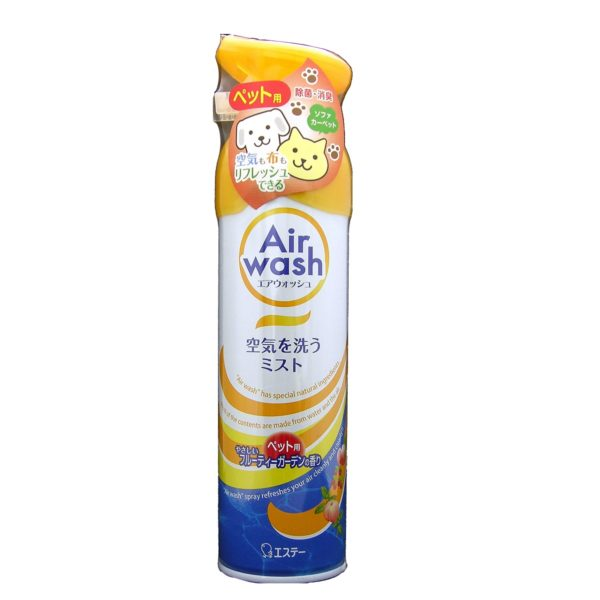 Airwash Mist Spray for Pet Odor