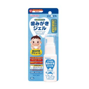 Toothpaste Gel for Baby with Green Tea Polyphenol