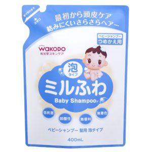 2 in 1 Foamy Baby Shampoo (Refill)
