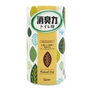 Shoshu Riki Deodorizer  - Finland Leaf