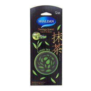 SHALDAN Swing & Scent for Car - Green Tea