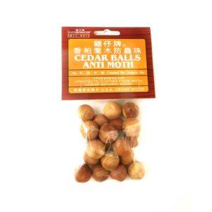 Cedar Wood Balls